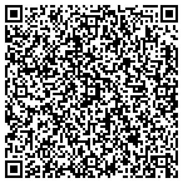QR-код с контактной информацией организации ШКОЛА ЗДОРОВЬЯ № 1025