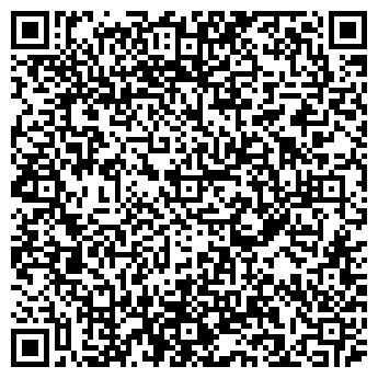 QR-код с контактной информацией организации КУХНИ ДЛЯ ВАС