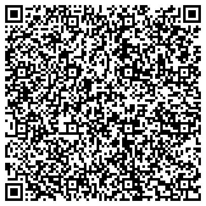 QR-код с контактной информацией организации Отдел жилищно-коммунального хозяйства и развития инфраструктуры