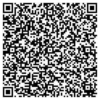 QR-код с контактной информацией организации ENERGY