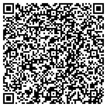 QR-код с контактной информацией организации ПАЛУБА
