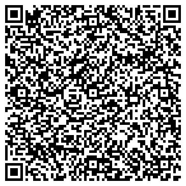 QR-код с контактной информацией организации РАСПРОДАЖА ОДЕЖДЫ И ОБУВИ
