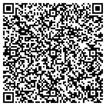 QR-код с контактной информацией организации Магнит