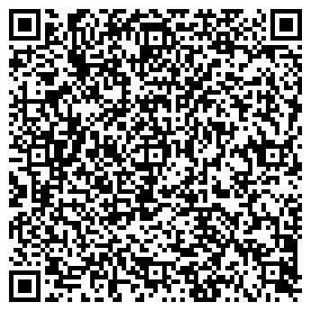 QR-код с контактной информацией организации INFINITI