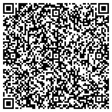 QR-код с контактной информацией организации АЛЬФА-КЛИНИК