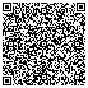 QR-код с контактной информацией организации ТВОЙ ФИТНЕС