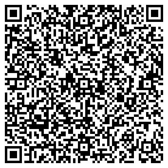 QR-код с контактной информацией организации МЕТРОМАРКЕТ