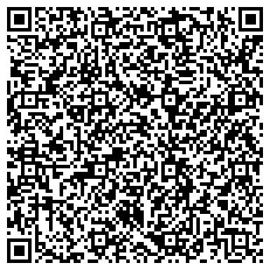 QR-код с контактной информацией организации ИНСТИТУТ ГОСТИНИЧНОГО БИЗНЕСА И ТУРИЗМА РУДН