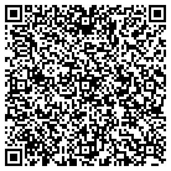 QR-код с контактной информацией организации АВТОФЛОТ