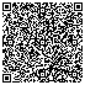 QR-код с контактной информацией организации АЛЬФА МОТОРС