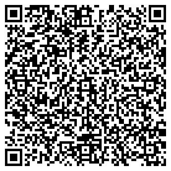 QR-код с контактной информацией организации ЛАКИ КАР