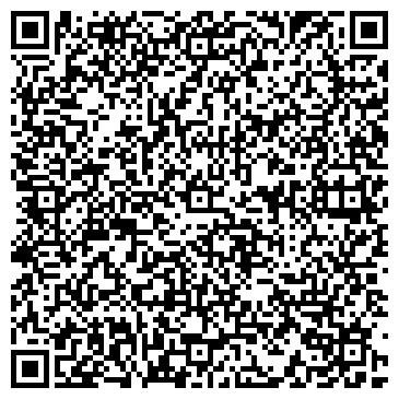 QR-код с контактной информацией организации ПАРИКМАХЕРСКАЯ НА КАШИРКЕ