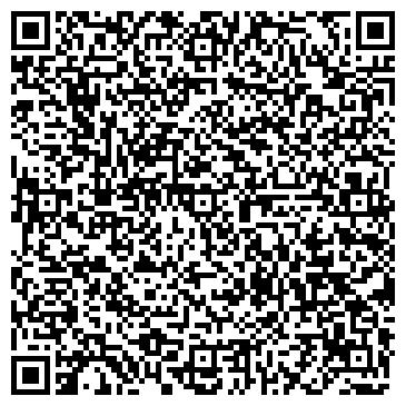 QR-код с контактной информацией организации Парикмахерская, ИП