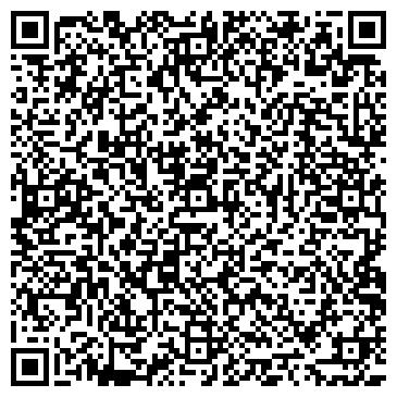 QR-код с контактной информацией организации Детский морской центр