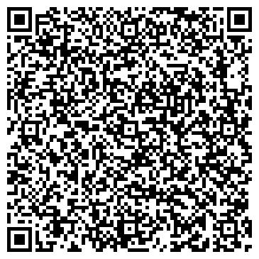 QR-код с контактной информацией организации ООО Лига