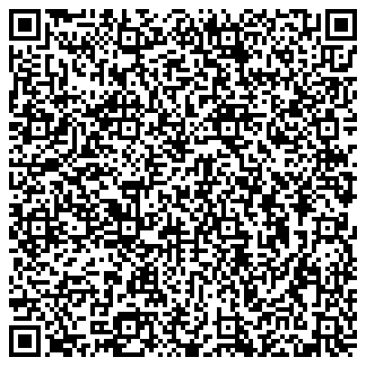 QR-код с контактной информацией организации ФГОБУ ВО «Финансовый университет при Правительстве Российской Федерации»