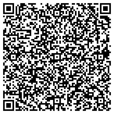 QR-код с контактной информацией организации ДЕТСКИЙ САД № 1077