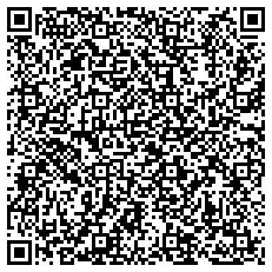 QR-код с контактной информацией организации Интерклуб