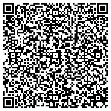 QR-код с контактной информацией организации Прикосновение к жизни