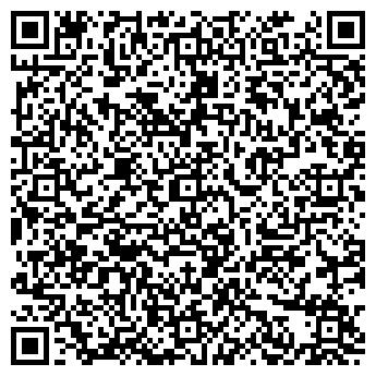 QR-код с контактной информацией организации Общежитие, ВоГТУ, №1