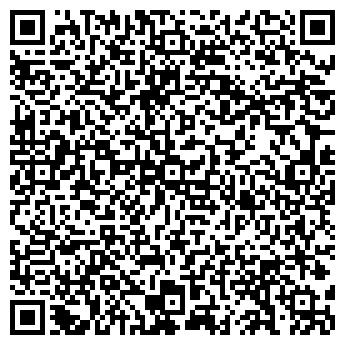 QR-код с контактной информацией организации ЗАКРЫТЫЙ ПОКАЗ