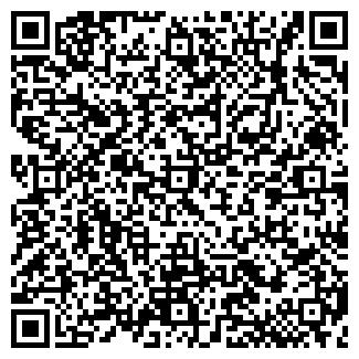 QR-код с контактной информацией организации ФИТНЕС ЛЭНД