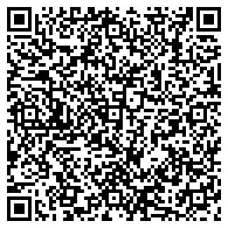 QR-код с контактной информацией организации ДИСНЕЙ-КЛУБ