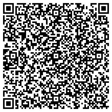 QR-код с контактной информацией организации Vitalia