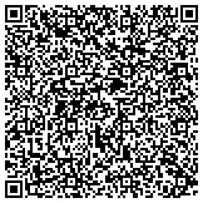 QR-код с контактной информацией организации Фонд социального страхования РФ, Челябинское региональное отделение, Филиал №3
