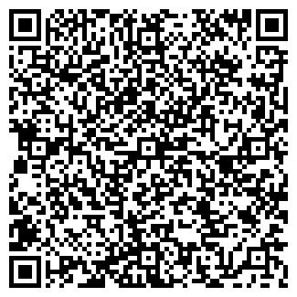 QR-код с контактной информацией организации ПРИЮТ КОМЕДИАНТОВ
