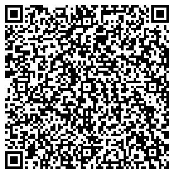 QR-код с контактной информацией организации АВИАТОРЫ