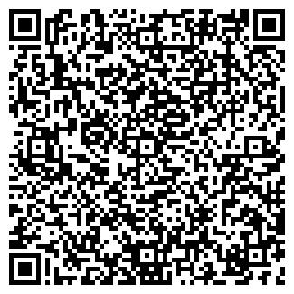 QR-код с контактной информацией организации ГЕНИИ И ЗЛОДЕИ