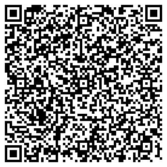 QR-код с контактной информацией организации РАДИО РЕТРО