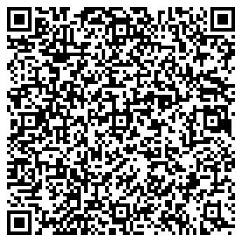 QR-код с контактной информацией организации ЧАСТЫЕ ОСТРОВА ТЕЛЕСТУДИЯ