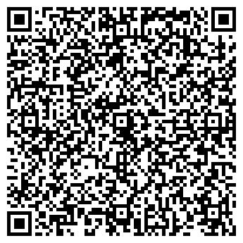 QR-код с контактной информацией организации Скопинский мясокомбинат, торговая сеть