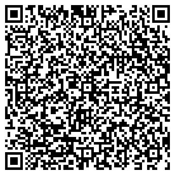 QR-код с контактной информацией организации ФЕДЕРАЦИЯ