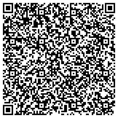 QR-код с контактной информацией организации ОБЪЕДИНЕННЫЙ ВОЕННЫЙ КОМИССАРИАТ ОСТАНКИНСКОГО РАЙОНА
