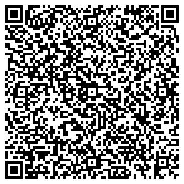 QR-код с контактной информацией организации Пятерочка, сеть продуктовых магазинов