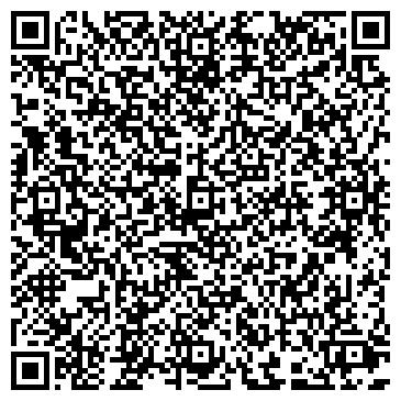 QR-код с контактной информацией организации Пикник, сеть продуктовых магазинов
