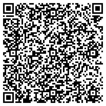 QR-код с контактной информацией организации Галерея N