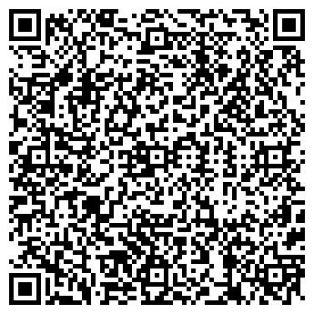 QR-код с контактной информацией организации ГАНЕШ
