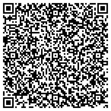 QR-код с контактной информацией организации Кафе  Русский чай