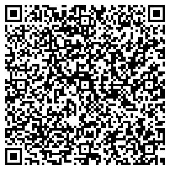 QR-код с контактной информацией организации ТВ ГУРМАН