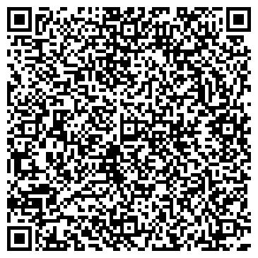 QR-код с контактной информацией организации Джерси