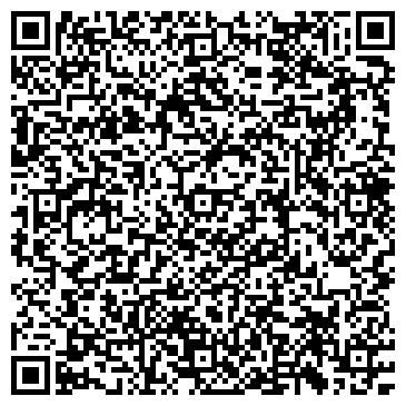QR-код с контактной информацией организации ООО СофтСервис