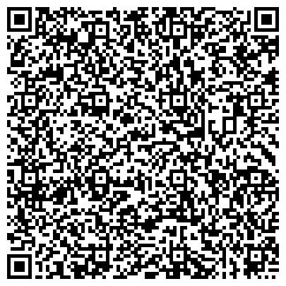 QR-код с контактной информацией организации Модная овечка, сеть магазинов изделий из натуральной шерсти, льна и хлопка