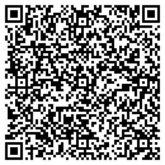 QR-код с контактной информацией организации THE BRIDGE
