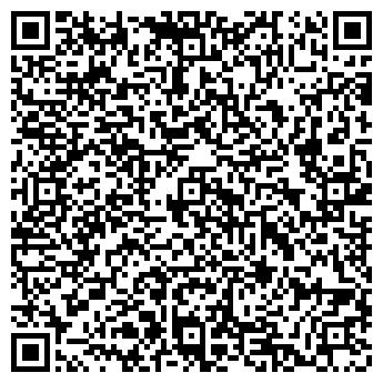 QR-код с контактной информацией организации ГЕТЬМАН-ФУРШЕТ