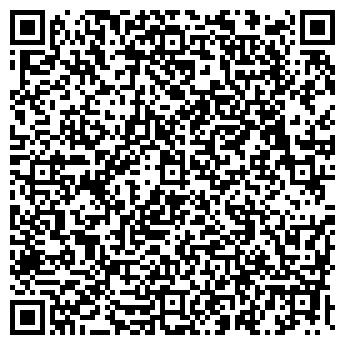 QR-код с контактной информацией организации НОВАЯ ЛИНИЯ, ЗАО