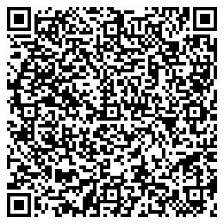 QR-код с контактной информацией организации НПЦ ЦЕНТР